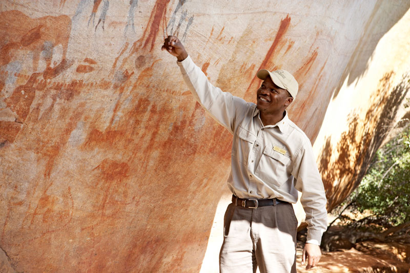african responsible tourism awards, bushmanskloof, cultural heritage