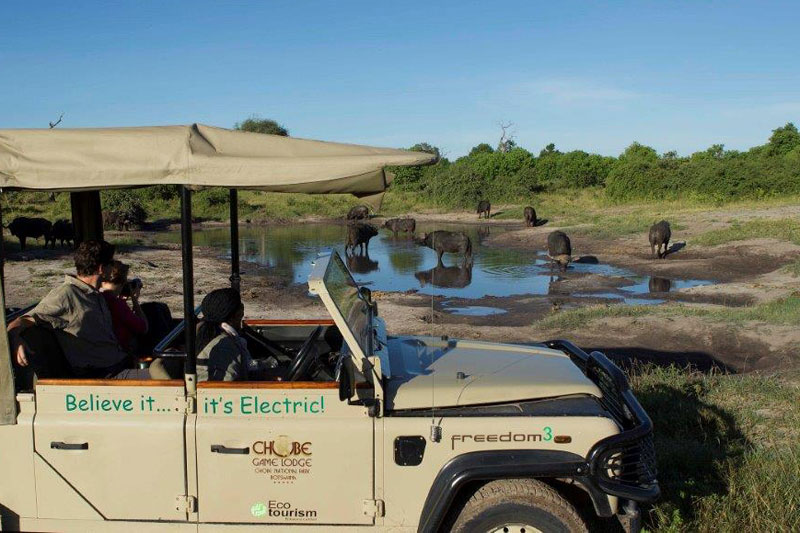chobe game lodge, resource efficiency, african responsible tourism awards